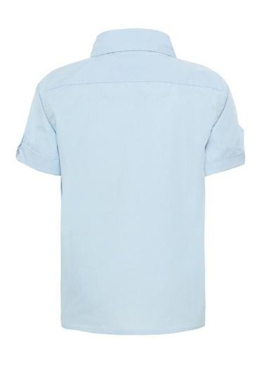 Name It Name It NM19113162780 Pamuklu Kısakol Erkek Çocuk Gömlek Renkli